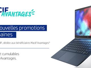 HP - promotion permanente