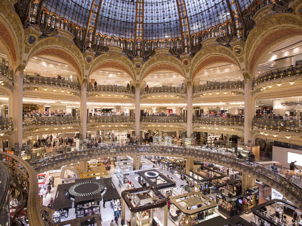 Galeries Lafayette 3
