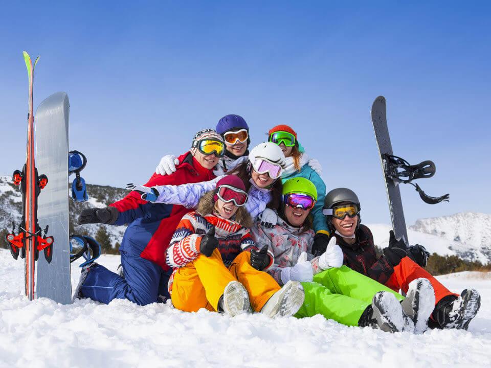 Le Ski du Nord au Sud 2