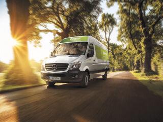 Europcar Véhicule utilitaire