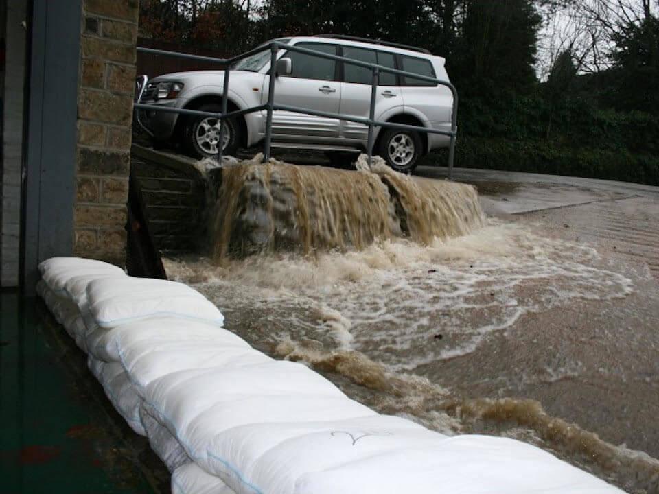 Orisques Floodsax Quickdam 2