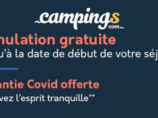 Campings.com - Garantie Covid Offerte