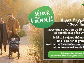 Center Parcs - Séjours Dr Good